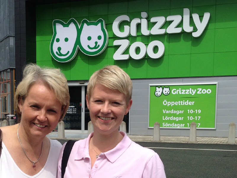 Grizzly Zoo A6 Jonkoping